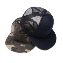 Fashion blank Snapback hoed outdoor sport hiphop <span class=keywords><strong>cap</strong></span>, 6-panel camo <span class=keywords><strong>Trucker</strong></span> <span class=keywords><strong>cap</strong></span>