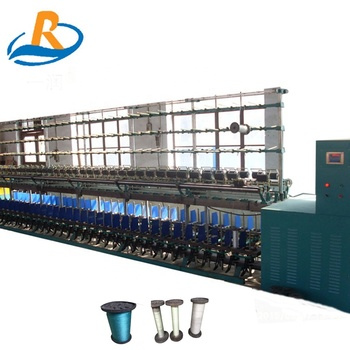 Automatic wire rope yarn twisting machine