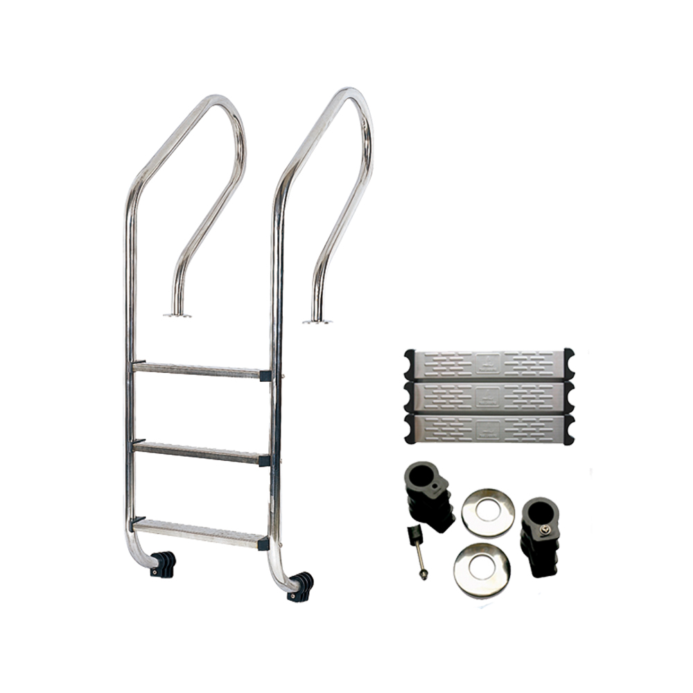 Durable Stainless Steel 304 Pool 2 Steps Swimming Pool Ladders - Buy Pool  Ladders,Swimming Pool Ladders,2 Step Ladder Product on Alibaba.com