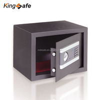 Security Safe Box Solid Steel Construction Hidden with Deadbolt Lock Wall-Anchoring Design shipping from China