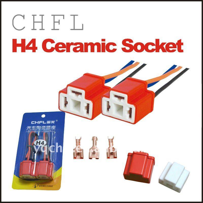 H4 Ceramic Socket ( H4 Relay Wiring Harness Connector ) - Buy Ceramic Bulb SocketL& SocketCeramic Headlight Connector Product on Alibaba.com  sc 1 st  Alibaba : h4 wiring - yogabreezes.com
