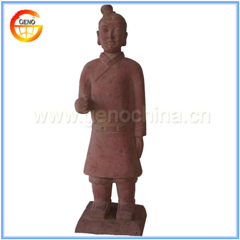 New Design Chinese Terracotta Warriors Souvenir for Business Gift
