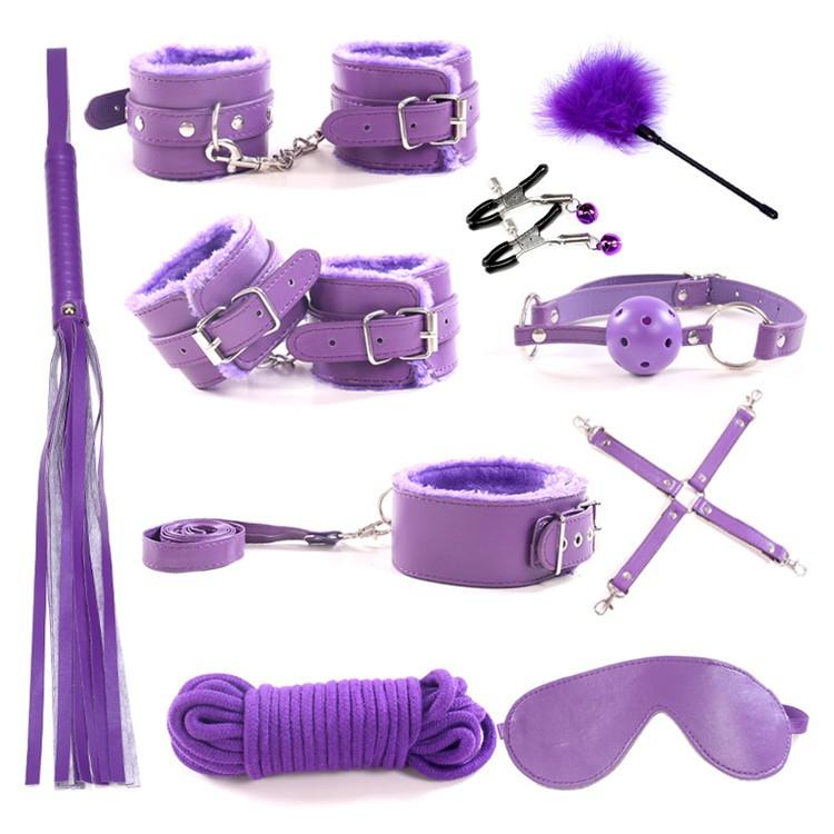 Rope bondage mask