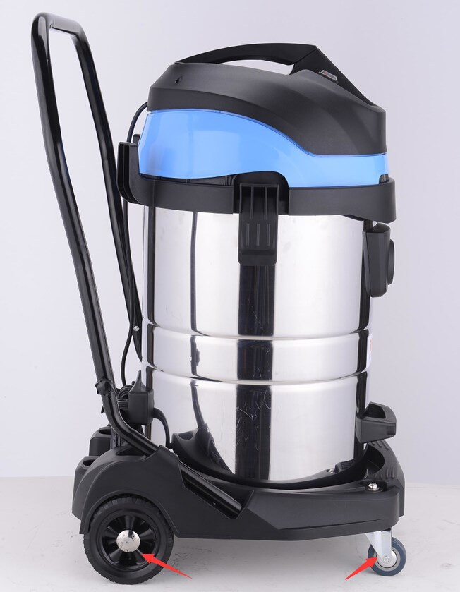 3000w Strong Power vacuum cleaner with wet and dry function
