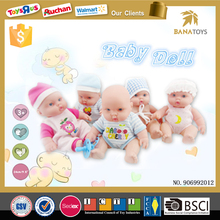 Wholesale hot item 5 real lifelike reborn baby doll