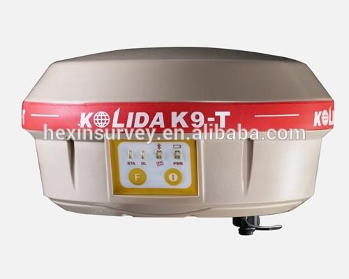 Dual Bluetooth Connectivity Gnss Rtk System Kolida K9-t Rtk Gps ...