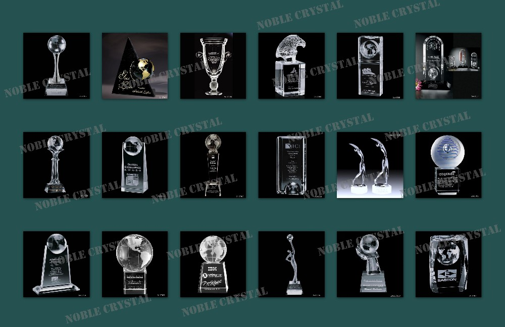 China Manufacturer Acrylic Tall Global Obelisk Trophy With Chrome ...