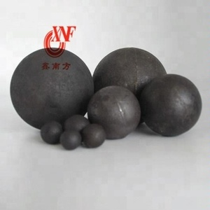 Rocks and minerals use casting chrome grinding ball for mill