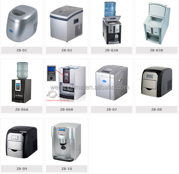 Quality Guaranteed Ice Cube Maker Machine For Sale Buy