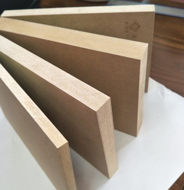 2 5mm To 30mm Thickness Medium Density Fiberboard Sheet For Furniture