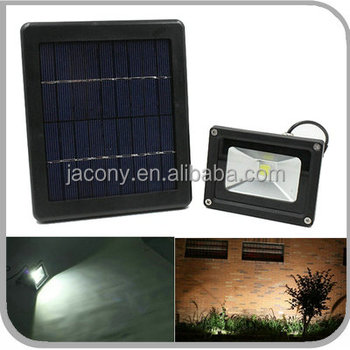 High Lumens 3W COB Outdoor Solar LED Flood Lighting for Street Garden Patio Yard Park (JL-4518)