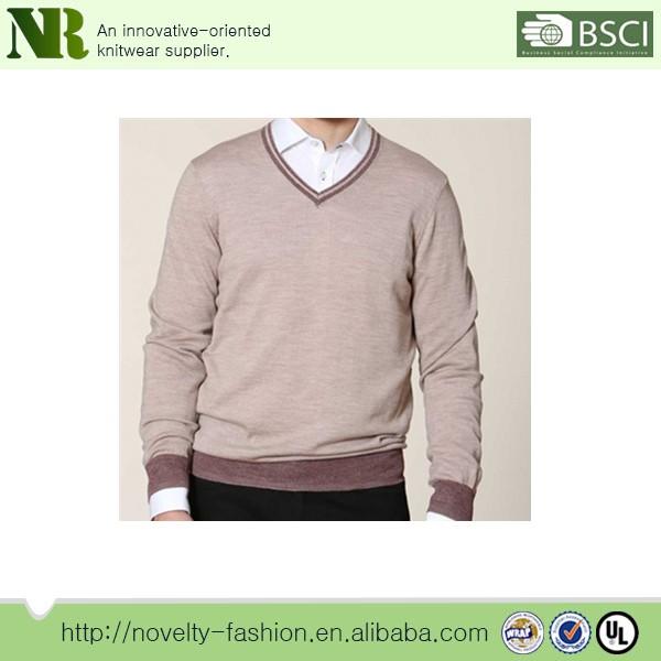 Men Crochet Sweater Vest Bussiness Casual Sweater Vest Men Knit
