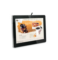 15.6inch retail store Touch products information kiosk