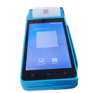 Android pos mobile payment terminal with display touch screen