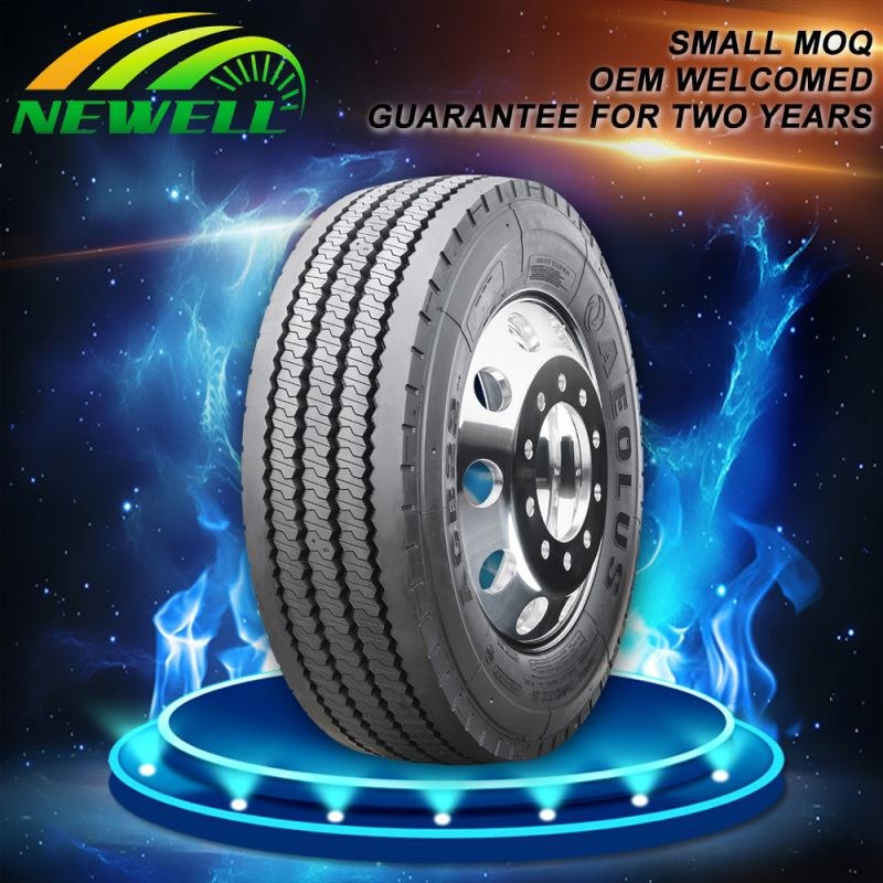 Heavy Dump Truck Tires 29.5-25 315 80 R 22.5 Industrial Radial Truck Tire