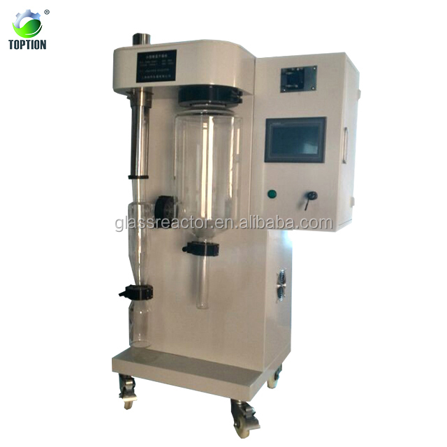 Milk Spray Drying Machine Suppliers and Manufacturers at Alibaba Toption Mini lab spraying drying dryers price