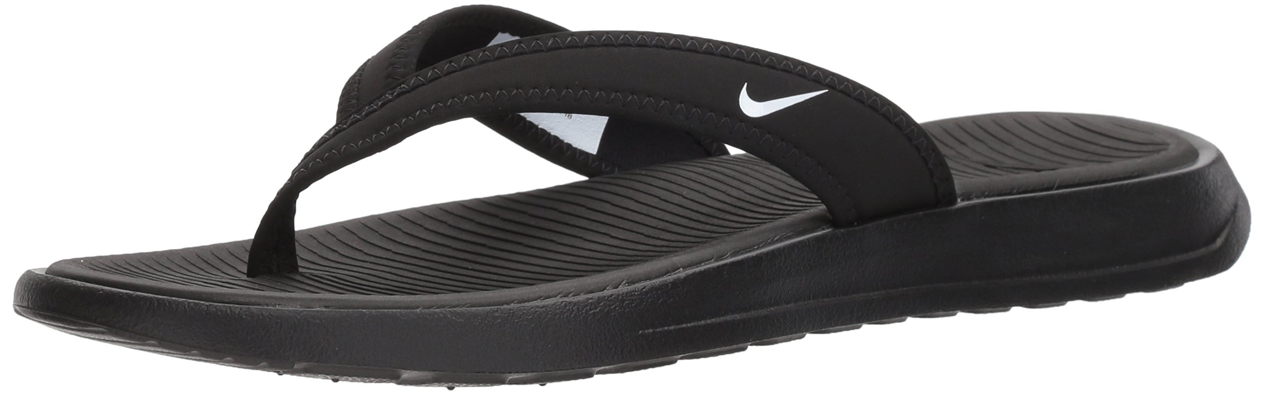 448fbab52a62 Buy Nike Celso Girl Thong Flip Flops Open Toe Shoes Brown Womens in ...