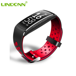 2017 Hot Sell Q8 Smart Bracelet Ip68 Waterproof Heart Rate Monitor Bluetooth Smart Fitness Tracker Wrist Band