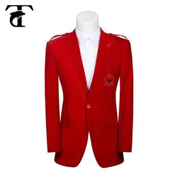 5ef0f86d3 Estilo de la manera OEM servicio hombre logo traje diseño ropa formal para  hombre