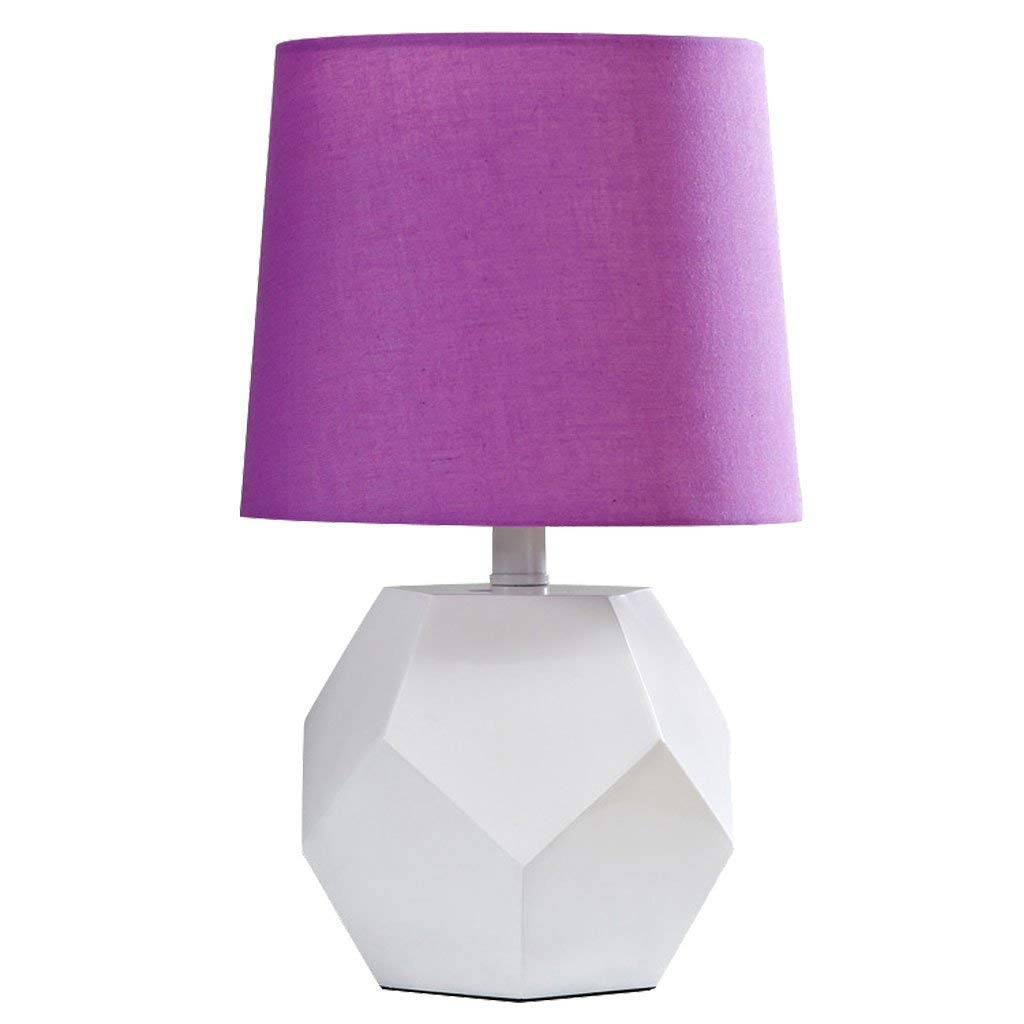 2 of Gorgeous Purple Ball Lamp Shade Finial H2-1//2