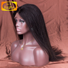 100%virgin remy no shed no tangle india hair wig price