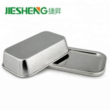 Eco-Friendly High Quality Stainless Steel Bento Takeaway Food Container Metal Lunch Box