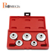 High Quality 5pcs Oil Filter Cap Wrench Set / Automobile Body Repair Tools Kit