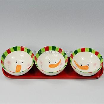 Hand Made Ceramic Christmas Bowl - Buy Hand Made Ceramic Christmas ...