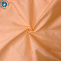 OEKO-TEX proved 100 polyester pongee lining fabric for wholesale