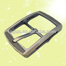Western fashionable style,40MM zinc alloy roll pin belt buckle