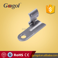 Precision OEM ODM Metal Stamping Shield Ting Plating finish Copper Brass Steel Punching Parts for All industries