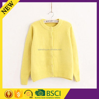 Wool fashion design cheap top quality heavy knit big tall back color lady clothing