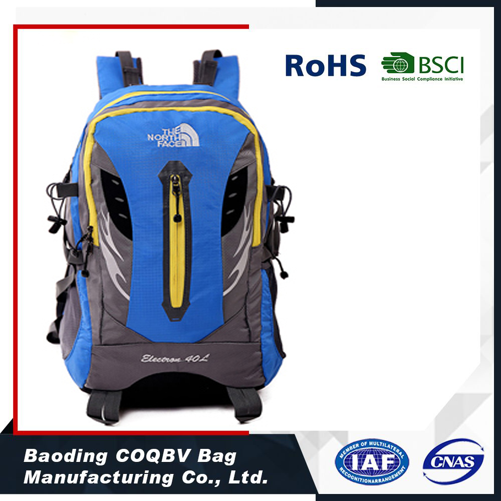 Popular Rich Color Large Capacity Durable Outdoor Traveling big backpack