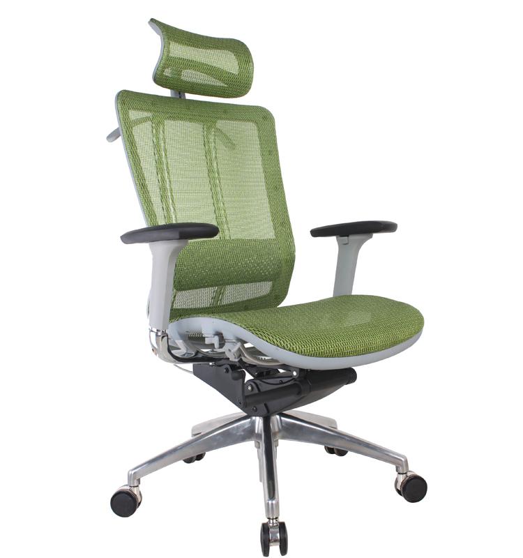 Hot Sell Elegant Black Mesh Office Chair With Adjustable Armrest ...