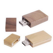 Custom Logo Pendrive Card Usb Flash Drive Wood Pen Drive Gift Usb Stick 8gb usb Real Capacity Disk On Key 16 gb pendrive