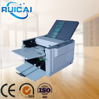 Ruicai 298 A4 Paper Processing Machine/Book Paper Folding Machine