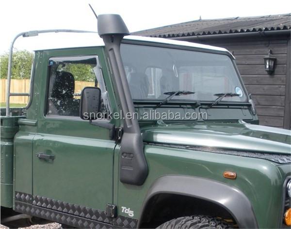 Raised Air Flow Intake Snorkel Off Road For Land Rover Defender 300TDI TD5 Puma
