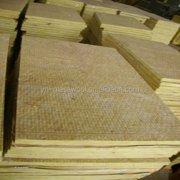 Lowest price thermal insulation rock wool board armaflex for Mineral wool board insulation price