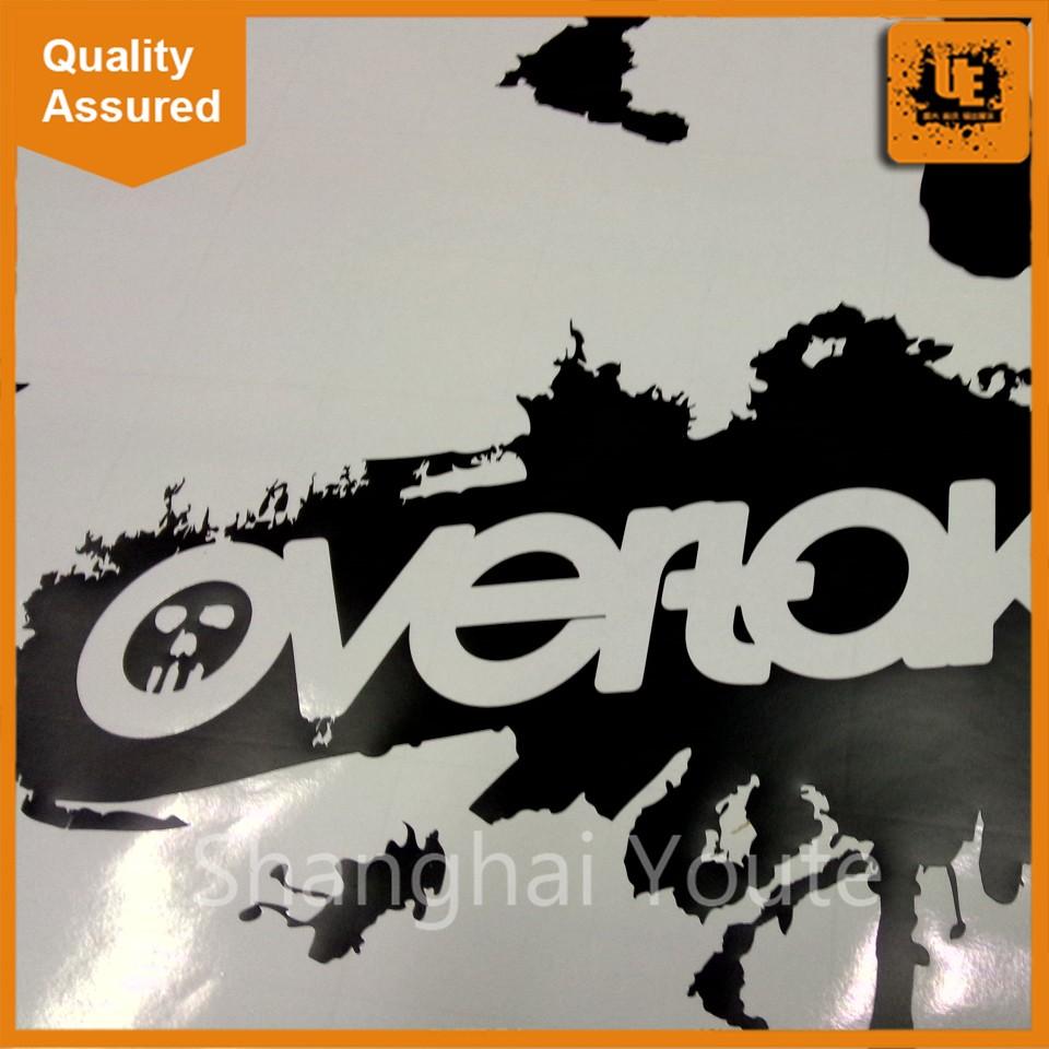 Multifunctional decal sticker maker machine waterproof hellaflush graffiti vinyl car sticker
