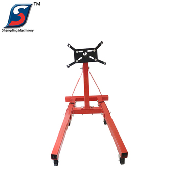 Adjustable rotating 2000 lbs heavy duty engine stand rotator