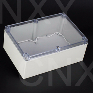 ABS enclosure wholesale waterproof electrical plastic junction box 240x160x90mm