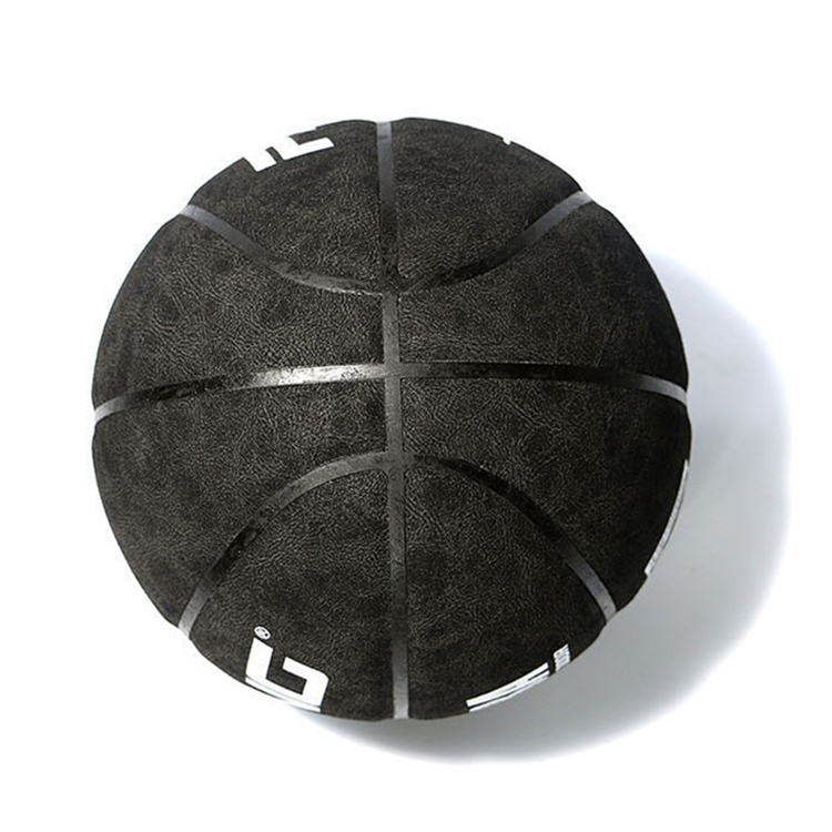 Leather Design Logo Basketball Customized In Bulk