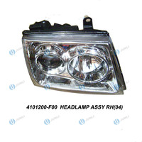 4101200-F00 HEADLAMP ASSY FOR GREAT WALL SAFE ALL CHINESE AUTO PARTS CHINA CAR SPARE PARTS