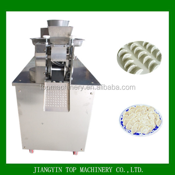 best quality and best selling machine of dumpling