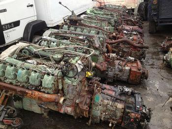 Mercedes Engine Om 403