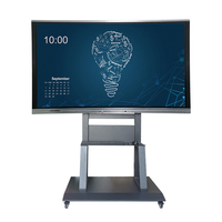 65 70 75 86 inch Touch Screen LED Display Panel Electronic Smart Digital School Board