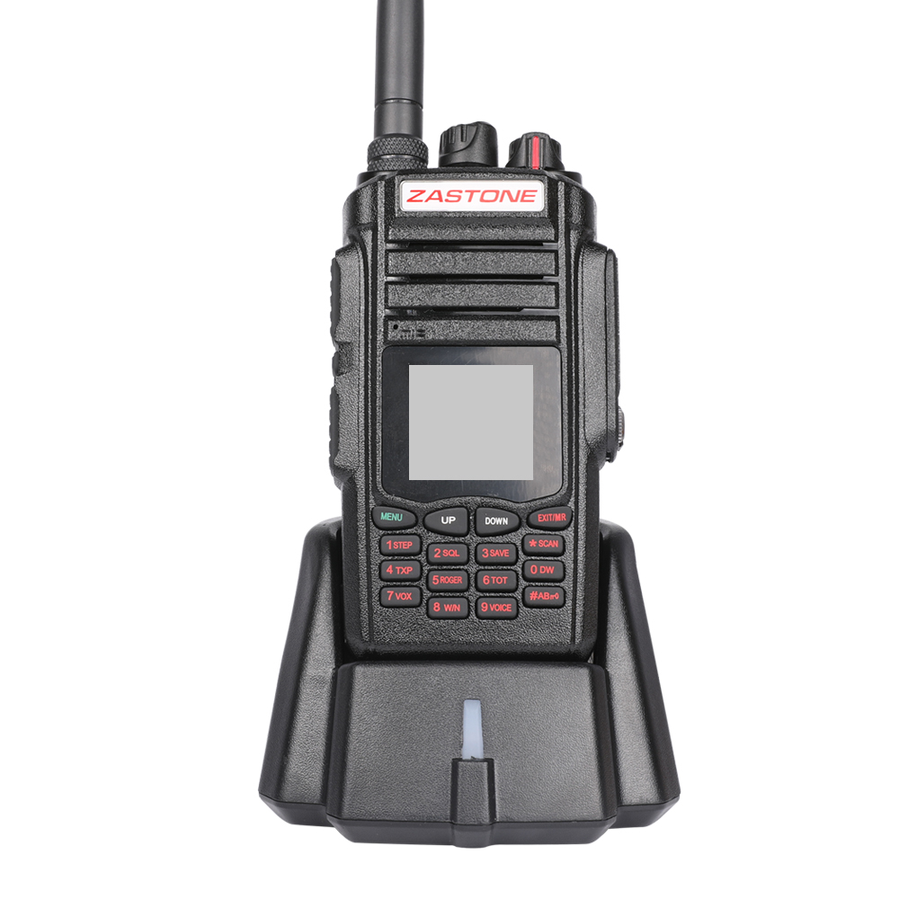 NEW ZASTONE A19 10W dual band 999ch portable two way radio walkie talkie better functions than baofeng