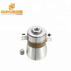 28K 40K Ultrasonic Langevin Transducer Cleaning Ultrasonic Transducer