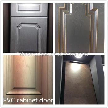 Pvc Cabinet Door For Kitchen Buy Pvc Laminate Kitchen Cabinet Door