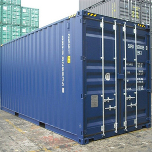 20 Foot High Cube HQ Shipping Container